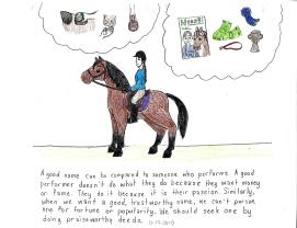 evenmore horses