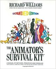 THE book for animators. It's very entertaining but is PACKED with info.